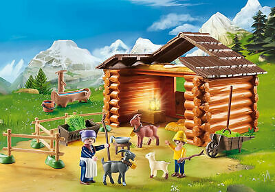 Playmobil  Peter Goat Stable