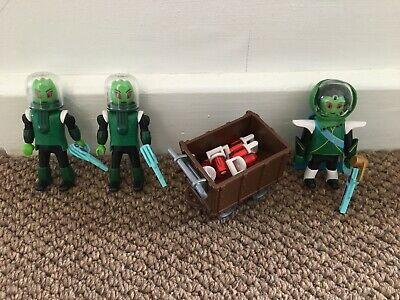 Playmobil Super  Aliens Set, Used