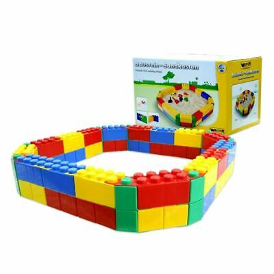 Polesie Wader Sandpit Building Blocks Kids Construction