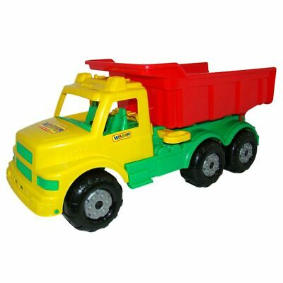 Polesie Wader Tipper Truck Kids Children Play Tipping
