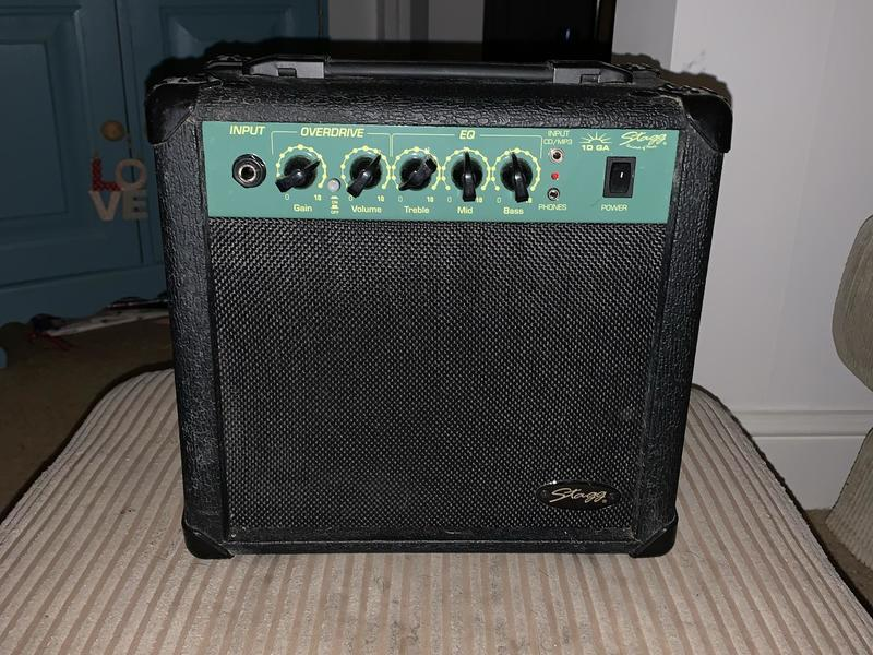 Stagg mini practice amp