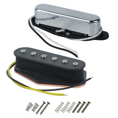 Vintage Alnico 5 Electric Guitar Single Coil Pickup Tele