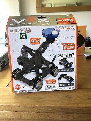 VEX Robotics Catapult Launcher 3-in-1 Construction Kit by