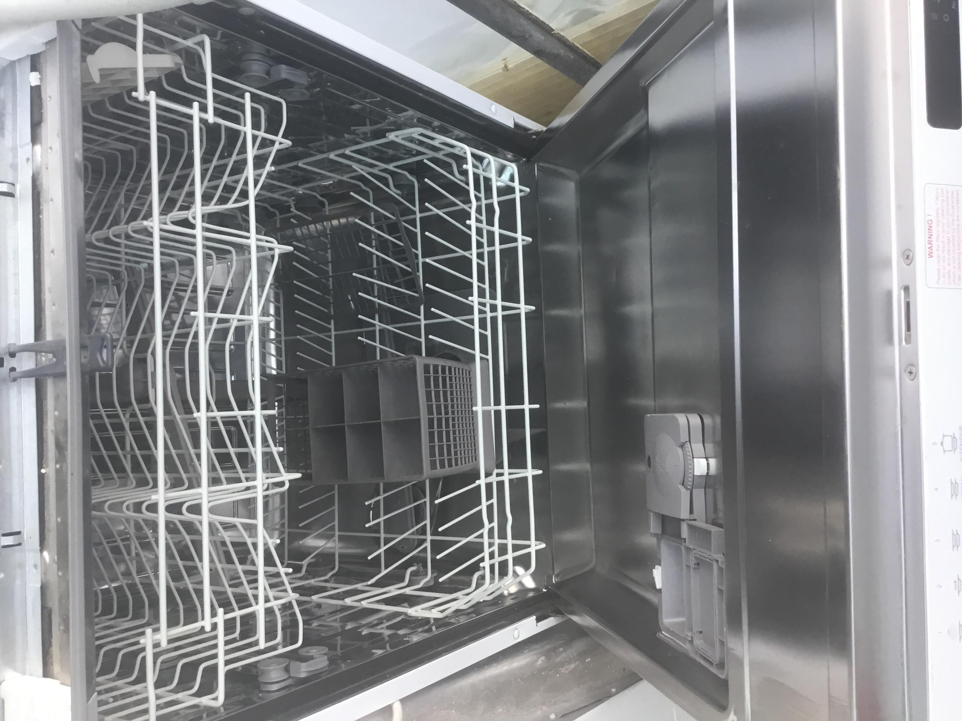 Howdens Full Size Integrated Dishwasher