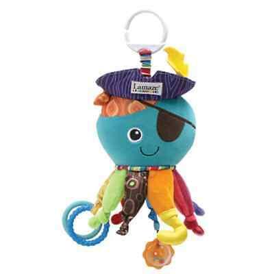 Lamaze Baby Toy Captain Calamari Doll Plush Stuffed Kids
