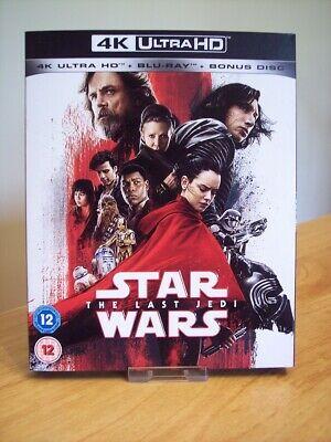 Star Wars: The Last Jedi 4K UHD Blu-ray ()