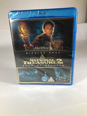 Walt Disney - National Treasure 2 - Book Of Secrets Blu Ray