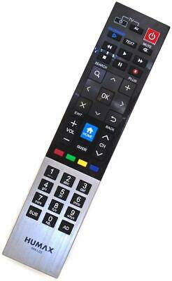 Genuine Humax RM-L03 PVR Remote For FVP-T Smart Freeview