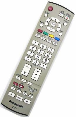 Genuine Panasonic EUR/EUR A TV Remote For
