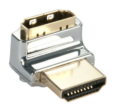 Lindy HDMI, M-F Silver -