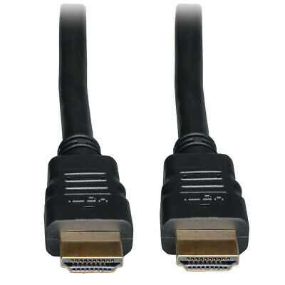 Tripp Lite High Speed HDMI Cable with Ethernet, Ultra HD 4K