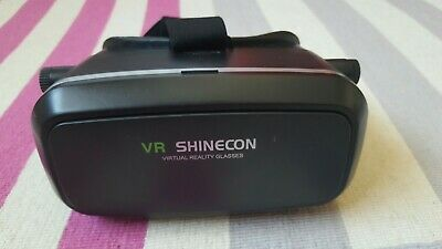 VR SHINECON 3D VR Glasses, 3D VR Headset Virtual Reality Box