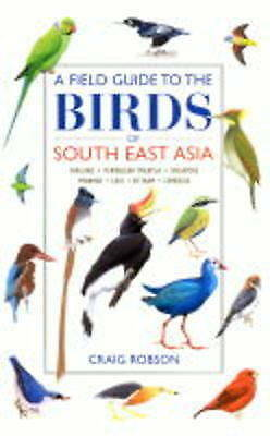 A Field Guide to the Birds of South-East Asia by Craig