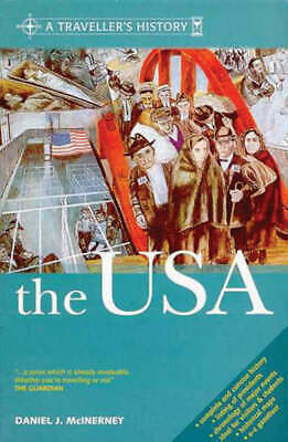 A traveller's history of the USA by Daniel McInerney