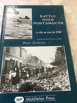 Battle Over Portsmouth,  by Paul Jenkins (Hardback,