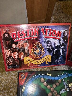 Destination Hogwarts - Harry Potter - Family Board Game