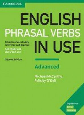English Phrasal Verbs in Use. Advanced. 2nd Edition. Book
