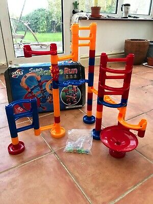 GALT TOYS Marble Run Reactions 75 Pieces STEM Learning Age