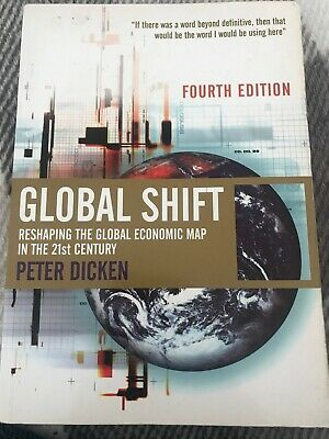 Global Shift: Reshaping the Global Economic Map in the 21st