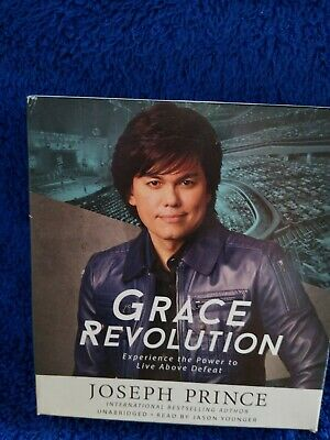 Grace Revolution: AUDIO BOOK. Experience the Power to Live