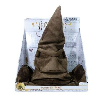 Harry Potter REAL Talking Sorting Hat!