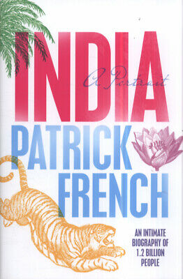 India: a portrait by Patrick French (Hardback) Expertly