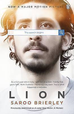 Lion: A Long Way Home by Saroo Brierley (Paperback, )