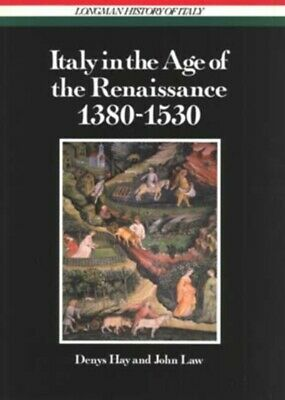 Longman history of Italy: Italy in the age of the