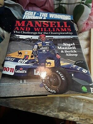 Mansell and Williams: The Challenge for the Championship by