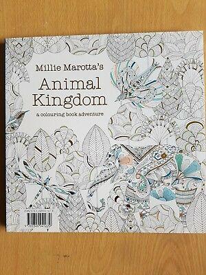 Millie Marotta's Animal Kingdom - A Colouring Book by Millie