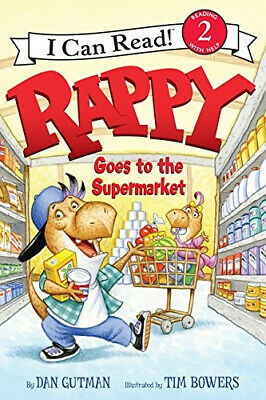 Rappy Goes to the Supermarket (I Can Read - Level 2) by Dan