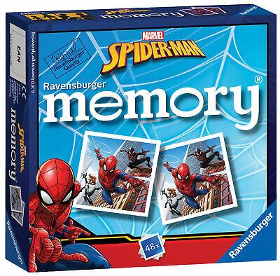 Ravensburger Spider-Man Mini Memory Card Game Snap