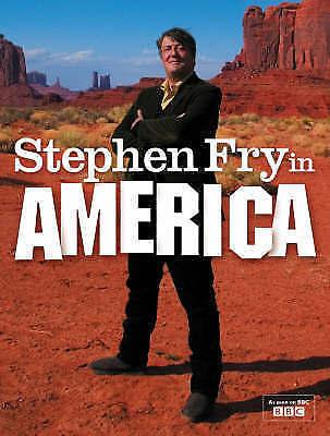 Stephen Fry In America by Stephen Fry (Hardback, )