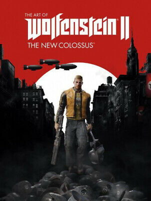 The Art of Wolfenstein II: The New Colossus by Machinegames.