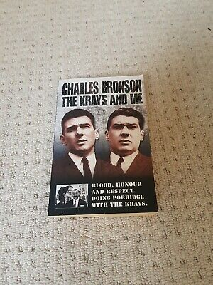 The Krays and Me by Charles Bronson, Stephen Richards