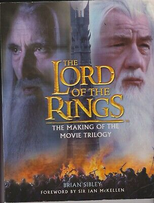 The Lord of the Rings: The Making of the Movie Tri... by