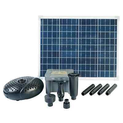 Ubbink SolarMax  Set with Solar Panel Pump and Battery