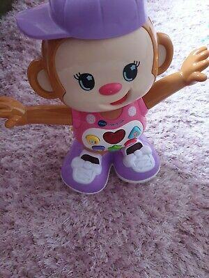 VTech  Chase Me Casey Toy Monkey Interactive,