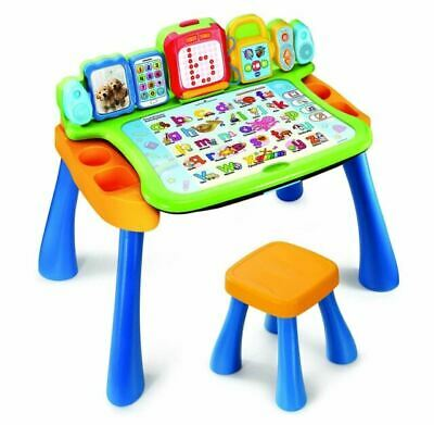 VTech Interactive LED Touch & Learn Activity Desk 3+ Years