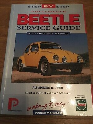 Volkswagen Beetle Step-by-step Service Guide: The... by