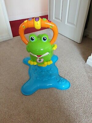 Vtech Bounce And Discover Frog Musical