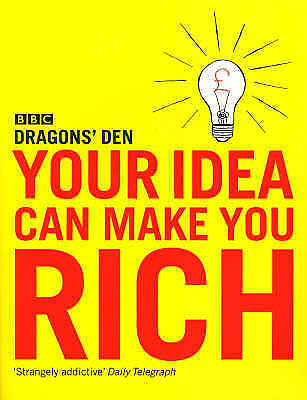 Your Idea Can Make You Rich by Evan Davis (Paperback, )