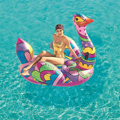 Bestway Inflatable Pool Float POP Ostrich Swimming Floating