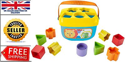 Fisher-Price FFC84 Baby's First Blocks, Baby Shape Sorter