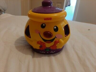 Fisher Price Laugh And Learn Cookie Jar Shape Number Colour