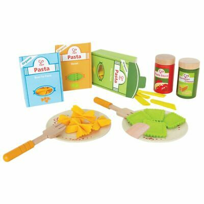 Hape Pasta Set E Pcs Age 3 Years+ Wooden Role Play