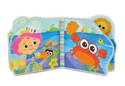 LC Lamaze My Friend Emily Bath Book Bathtime Toy Baby
