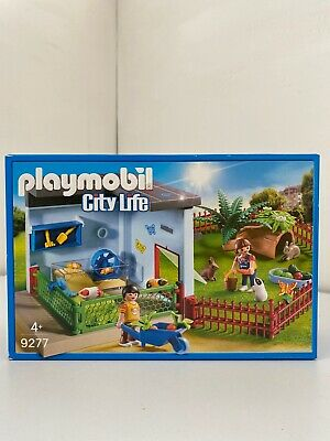 Playmobil  City Life Pet Small Animal Boarding Guinea