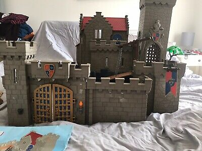 **WOW**PLAYMOB IL  Royal Lion Knights Castle Play Set.