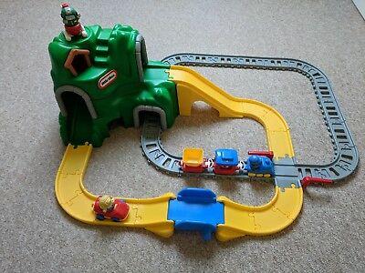 little tikes peak road n rail